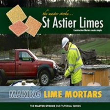 Making Lime Mortars DVD