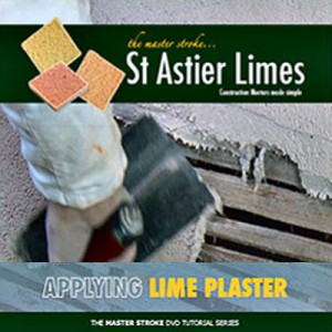 Applying Lime Plasters