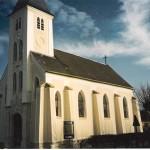 Church in SW France