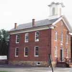 Old Port Colden School