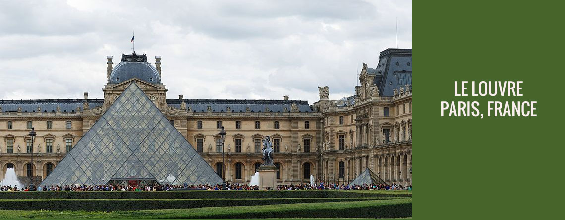 Le Louvre – Paris, France