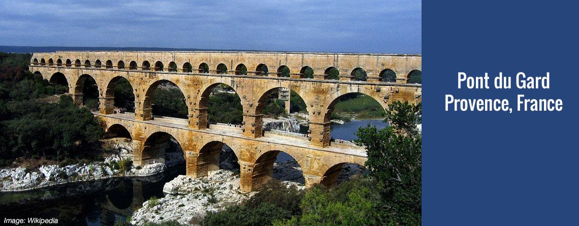 Pont du Gard – Provence, France
